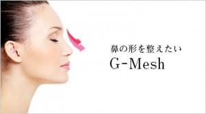 鼻の形を整えたい G-Мesh